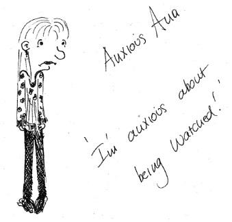 Anxious Ana